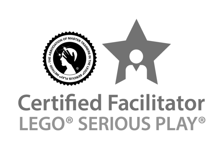 Lego Serious Play Certified Facilitator Logo