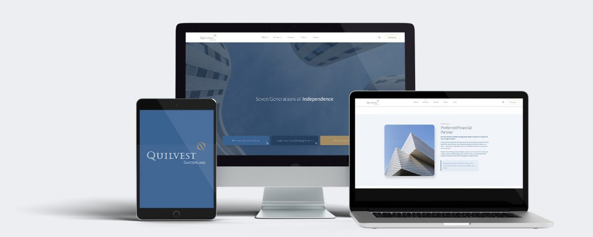 Referenz Quilvest Switzerland Ltd.